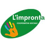 logo cooperativa sociale l impronta